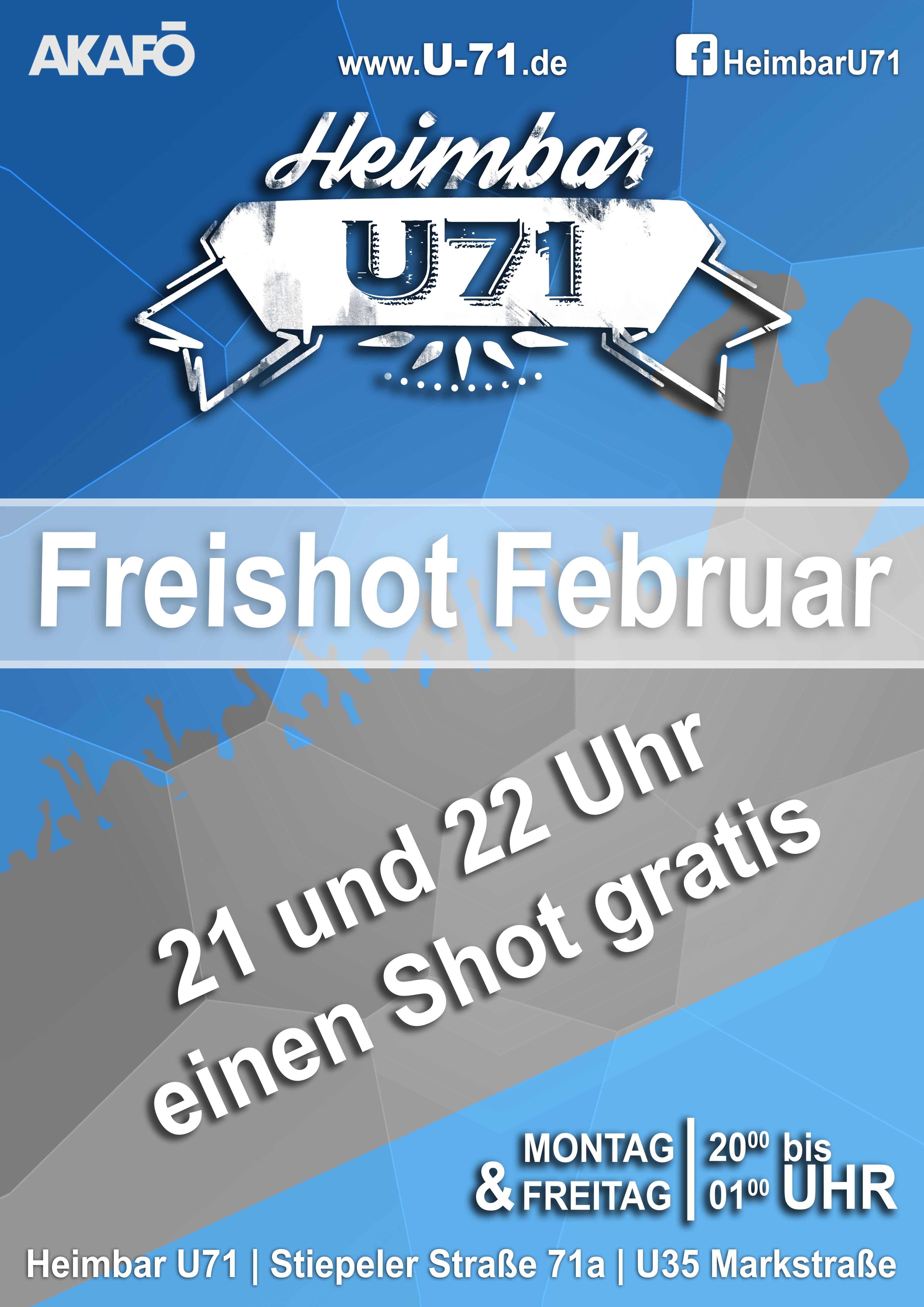 Freishot Februar
