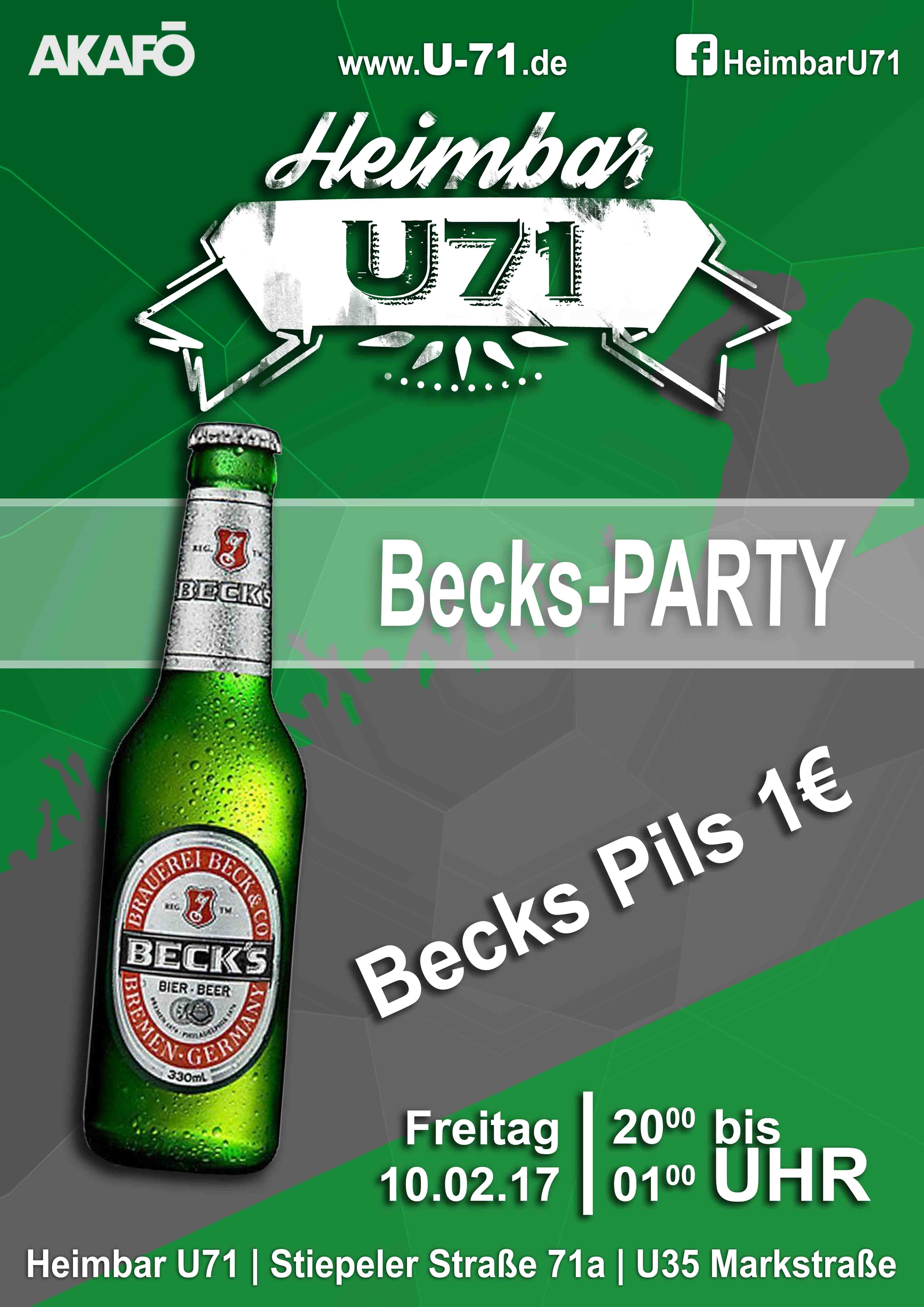 Becks Party